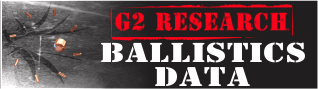 Ammunition Ballistics Data - button